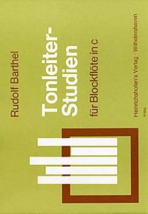 Tonleiter-Studien - Blockflöte in C - laflutedepan.com