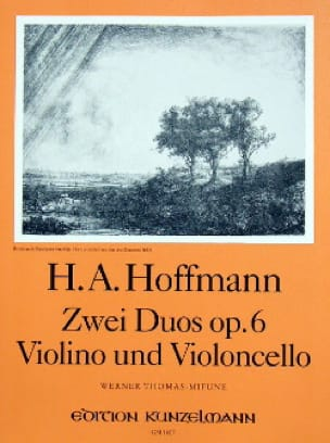 2 Duos op. 6 - Violino und Violoncello - laflutedepan.com
