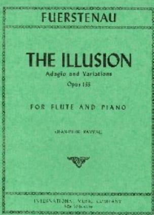 The Illusion op. 133 - Anton Bernhard Fürstenau - laflutedepan.com