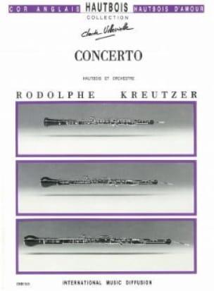 Concerto - Rodolphe Kreutzer - Partition - Hautbois - laflutedepan.com
