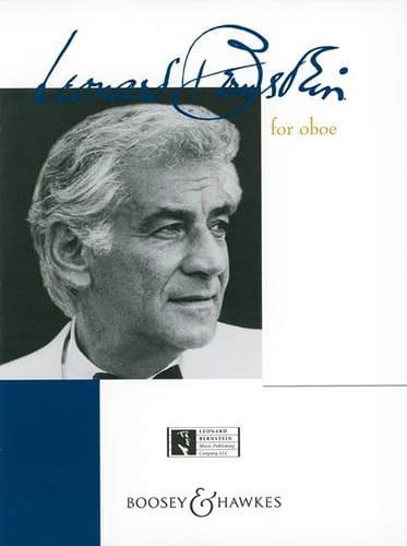 Bernstein for Oboe - Leonard Bernstein - Partition - laflutedepan.com