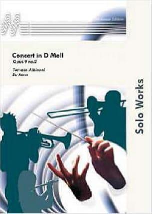Tomaso Albinoni - Concerto In D Minor Opus 9 N ° 2 - Partition - di-arezzo.com