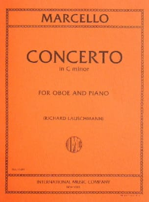Concerto in C minor - Oboe piano - laflutedepan.com