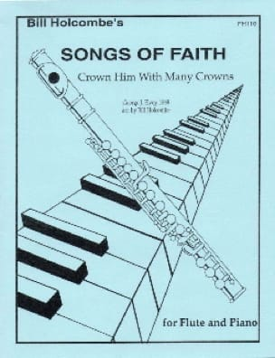 Crown him with many crowns Songs of Faith - laflutedepan.com