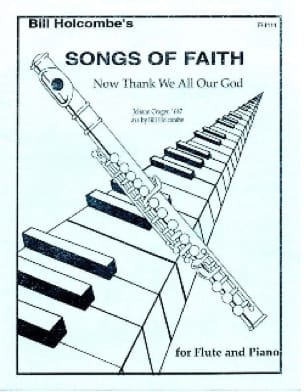 Now thank we all our God Song of Faith - laflutedepan.com