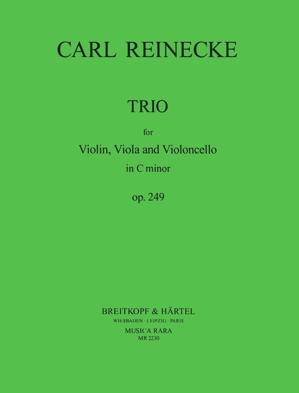Trio C minor op. 249 -Score + Parts - laflutedepan.com