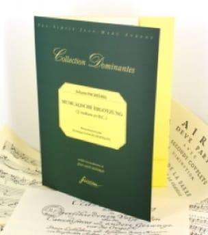 Musicalische Ergötzung -Fac similé - PACHELBEL - laflutedepan.com