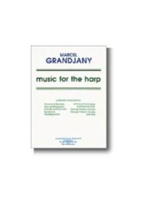 Music for the harp - Partition - Harpe - laflutedepan.com