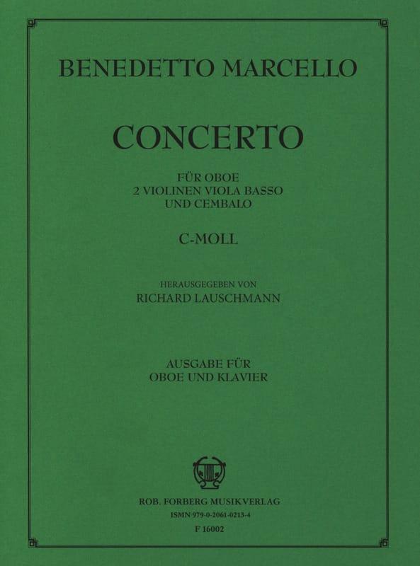 Concerto c-Moll für Oboe - Oboe Klavier - laflutedepan.com