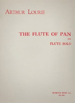The flute of Pan - Flute Solo - Arthur Lourié - laflutedepan.com