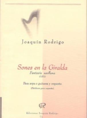 Sones en la Giralda -Arpa piano - RODRIGO - laflutedepan.com