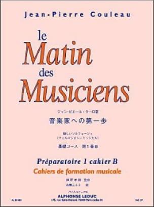 Le Matin des Musiciens - P1 Cahier B - laflutedepan.com