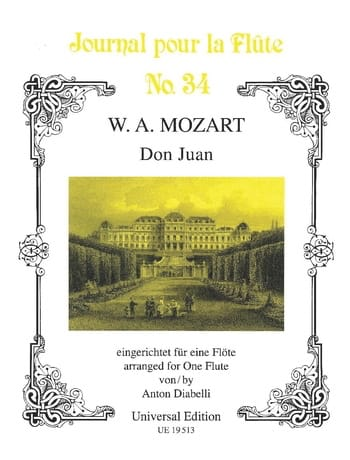 Don Juan - Flöte Solo - laflutedepan.com