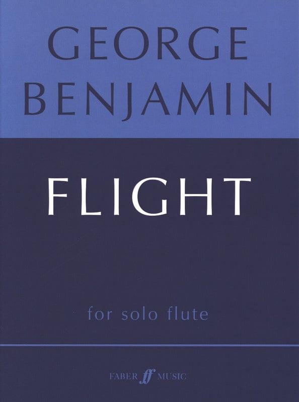 Flight - Flute solo - George Benjamin - Partition - laflutedepan.com