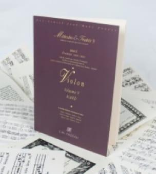 Méthodes et Traités, 9, série 2, Volume 5 - Alard - laflutedepan.com