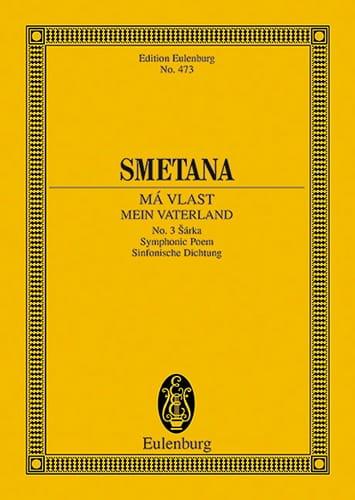 Sarka - Ma Vlast N° 3 - SMETANA - Partition - laflutedepan.com