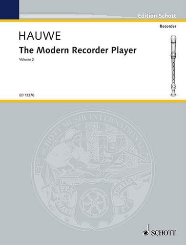 The modern recorder player - Volume 2 - laflutedepan.com