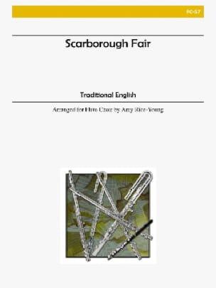 Scarborough Fair - Flute Choir - Traditionnel - laflutedepan.com