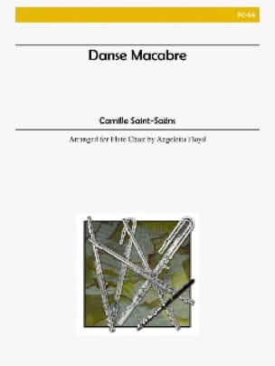 Danse macabre op. 40 - Flute choir - SAINT-SAËNS - laflutedepan.com