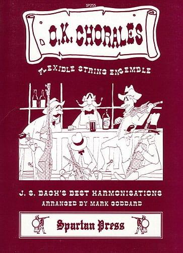 OK Chorales - String ensemble - laflutedepan.com