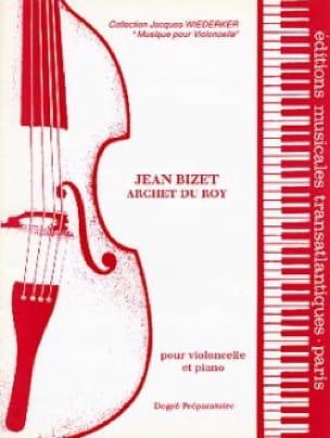 Archet du Roy - Jean Bizet - Partition - laflutedepan.com