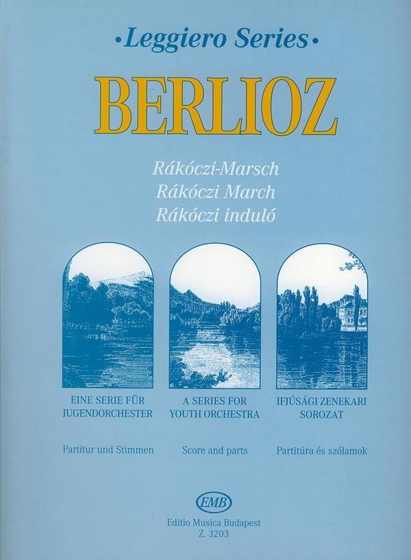 Rakoczi-Marsch - String orch. - BERLIOZ - Partition - laflutedepan.com