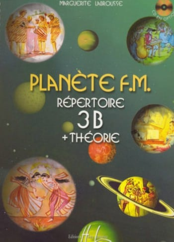 Marguerite Labrousse - Planet FM 3B - Directory di teoria - Partition - di-arezzo.it