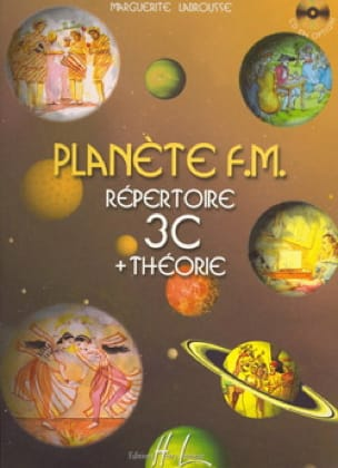 Marguerite Labrousse - Planet FM 3C - Theory Directory - Partition - di-arezzo.co.uk