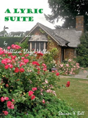 A Lyric Suite - Webber William Lloyd - Partition - laflutedepan.com