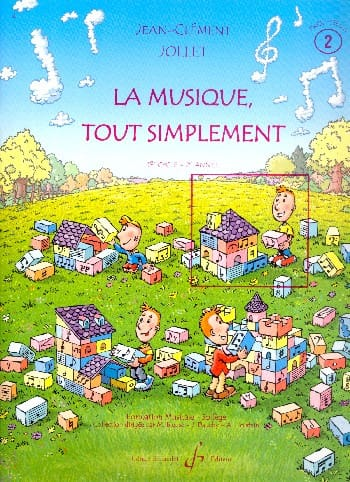 Jean-Clément Jollet - Music Simply Volume 2 - Teacher - Partition - di-arezzo.co.uk