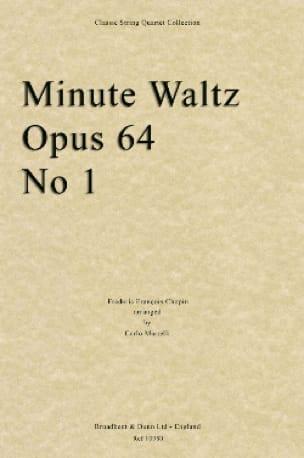 Minute Waltz op. 64 n° 1 - CHOPIN - Partition - laflutedepan.com
