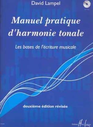 David Lampel - Practical Manual of Tonal Harmony - Partition - di-arezzo.co.uk