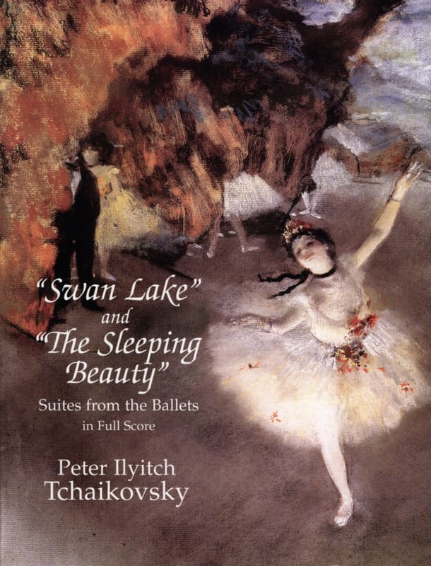 TCHAIKOVSKY - Swan Lake and Sleeping Beauty - Partition - di-arezzo.co.uk