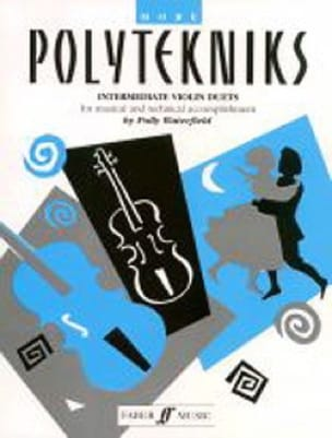 More Polytekniks - Polly Waterfield - Partition - laflutedepan.com