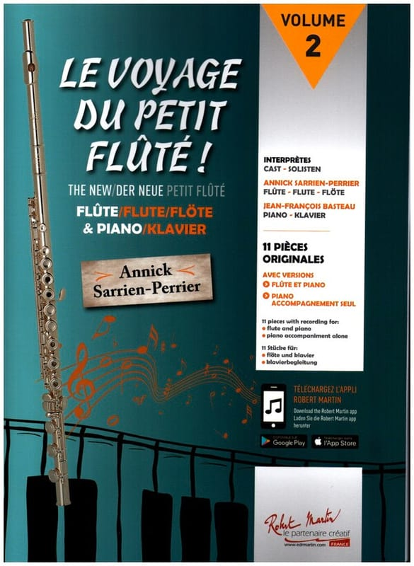 - The Voyage of Little Flute - Partition - di-arezzo.com