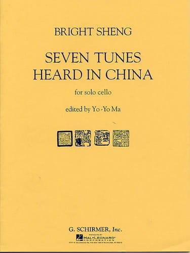 Seven Tunes Heard in China - Bright Sheng - laflutedepan.com