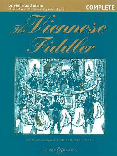 Jones Edward Huws - The Viennese Fiddler - Complete - Partition - di-arezzo.co.uk