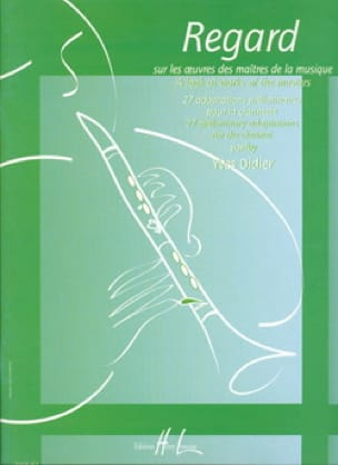 Yves Didier - mirar - Partition - di-arezzo.es