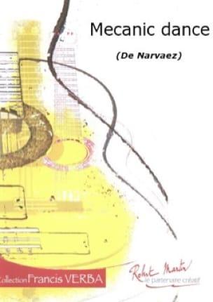 Mecanic dance - José-Luis Narvaez - Partition - laflutedepan.com