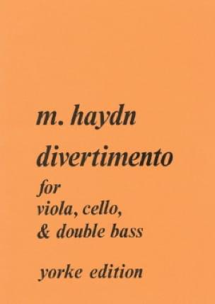 Divertimento -Score + Parts - Michael HAYDN - laflutedepan.com