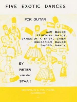 Five Exotic Dances - Pieter van der Staak - laflutedepan.com