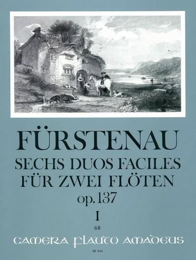 6 Duos faciles op.137 - Volume 1 - laflutedepan.com