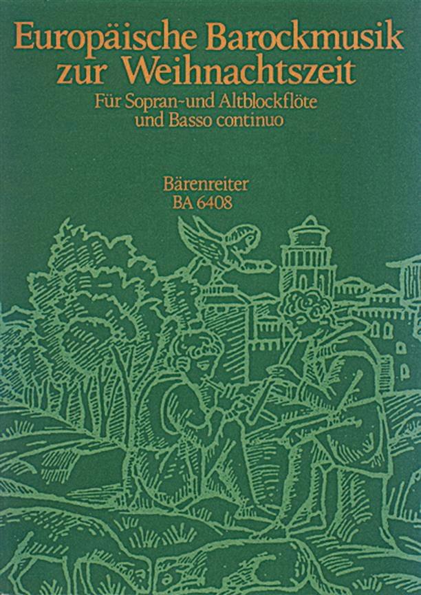 Europaïsche Barockmusik zur Weihnachtszeit - laflutedepan.com