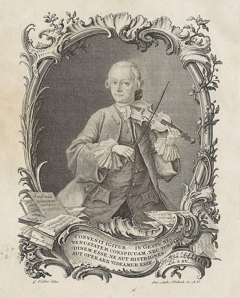 Leopold Mozart - Violin method - Partition - di-arezzo.co.uk