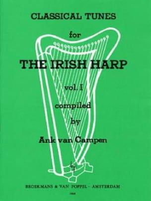 Classical Tunes Irish Harp Volume 1 - laflutedepan.com