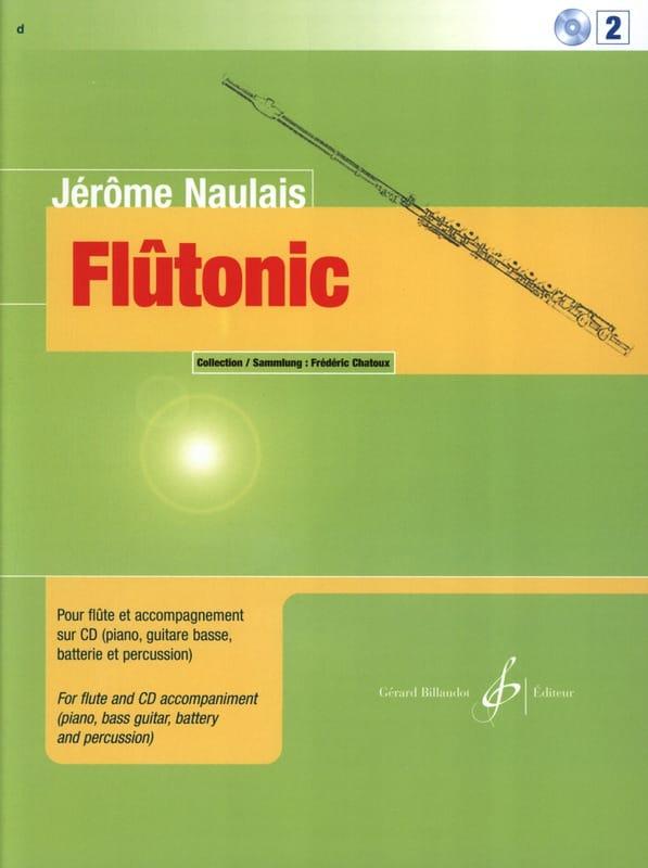 Flûtonic - Volume 2 - Flûte - Jérôme Naulais - laflutedepan.com
