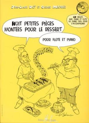 8 Petites Pièces Montées pour le Dessert - laflutedepan.com