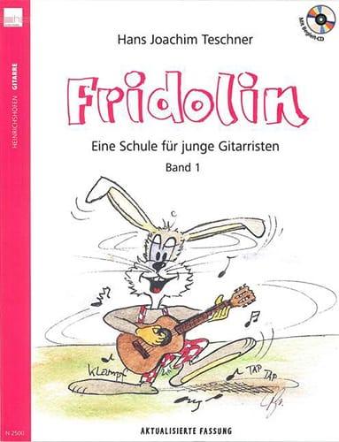 Fridolin -Band 1 - Hans Joachim Teschner - laflutedepan.com