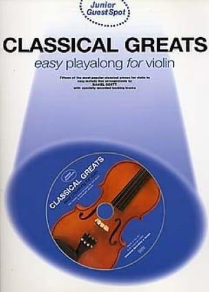 Junior Guest Spot - Classical Greats - Violin - laflutedepan.com