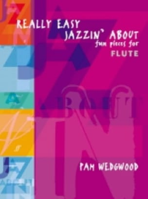 Really easy Jazzin'about - Flute - Pam Wedgwood - laflutedepan.com